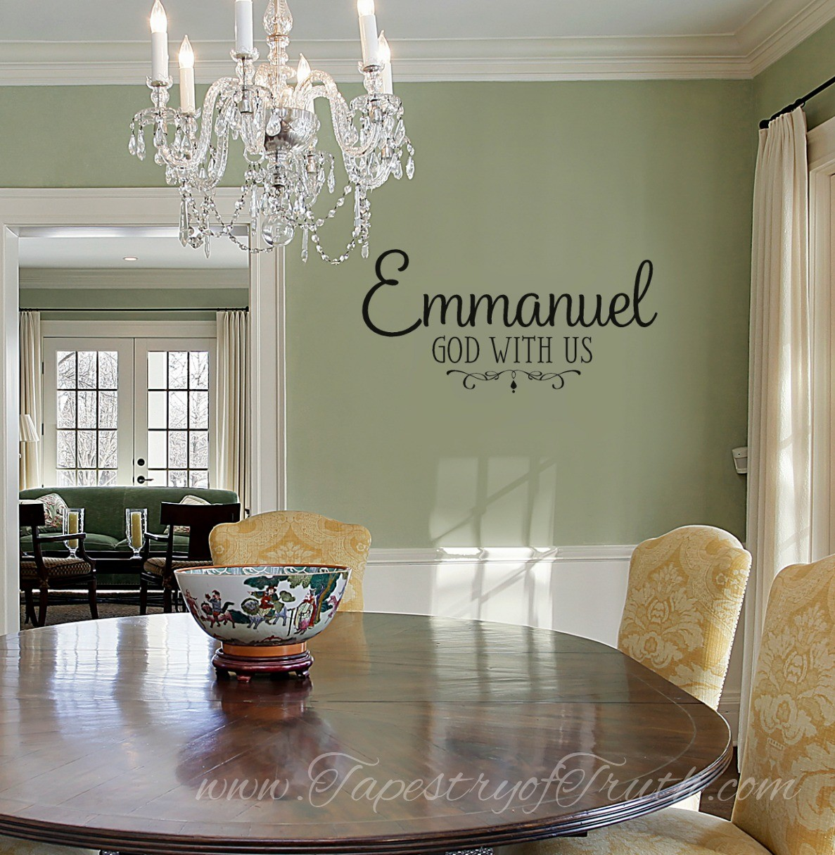 vinyl lettering and decals to bring your walls and home alive with more views