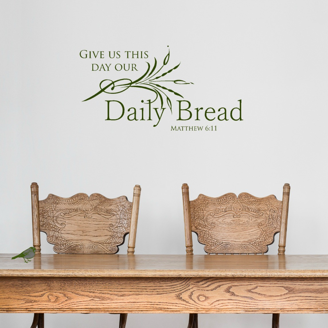 Our Daily Bread [wheat]