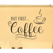 But first... coffee - decal 1