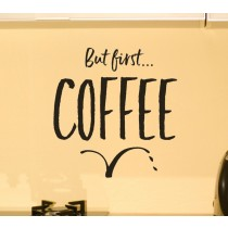 But first... coffee - decal 3