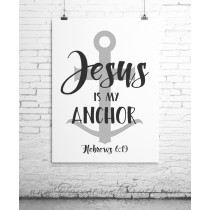 Hebrews 6:19 - Decal 2