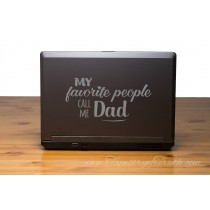 My Favorite People - decal2