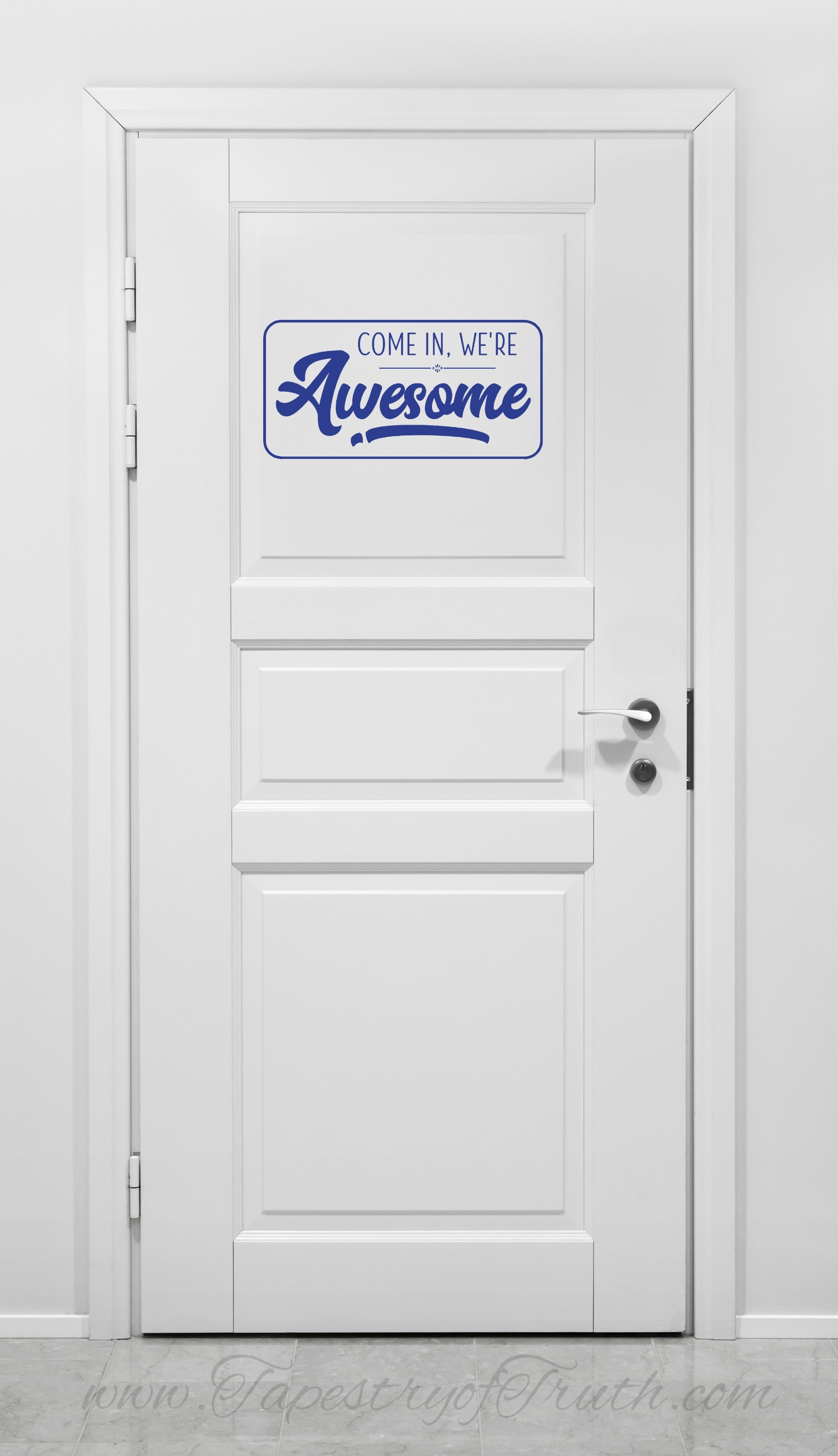 Come in, we're Awesome!