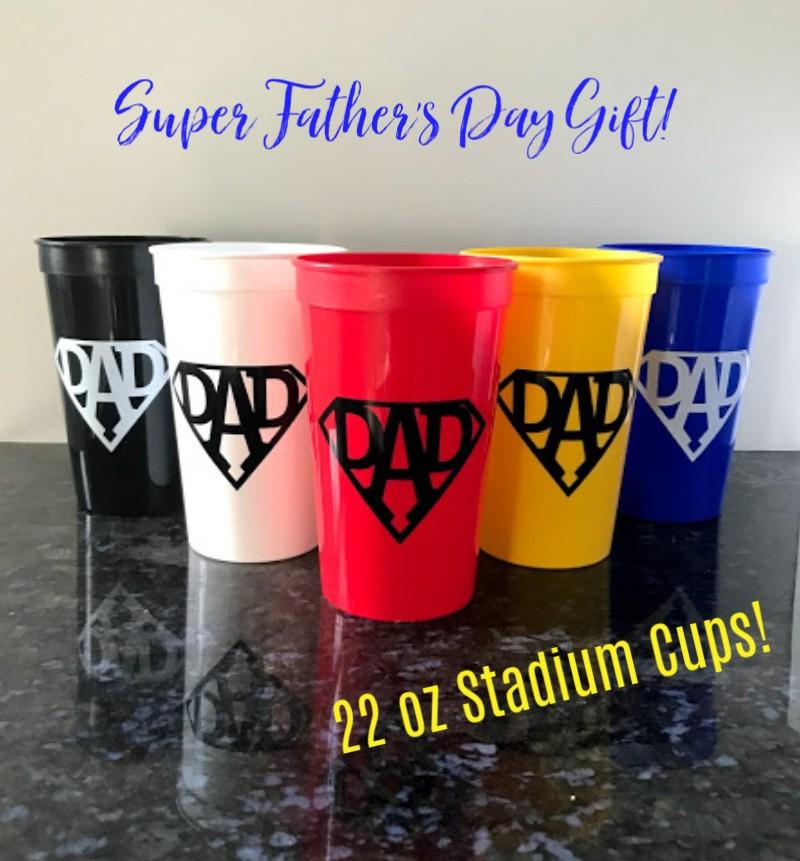 Super Dad Cup