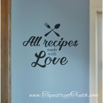 All Recipes Made With Love