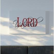 Yahweh LORD