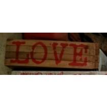 LOVE Stencil